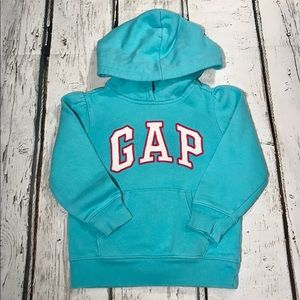 GAP • Toddler Girl Hooded Sweatshirt • size 4T